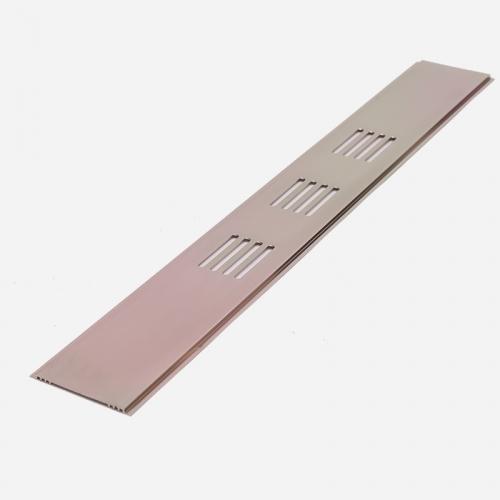 晶钢门铝材的强度怎么样?