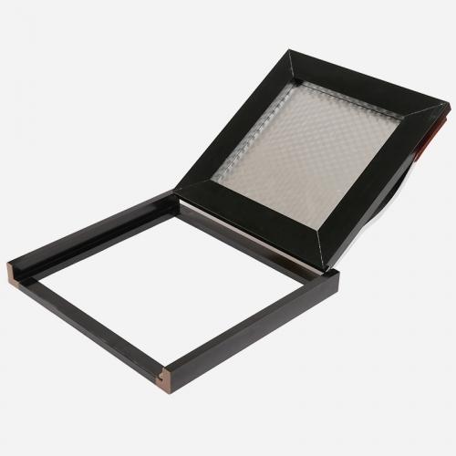 如何正确选购晶钢门铝材门板