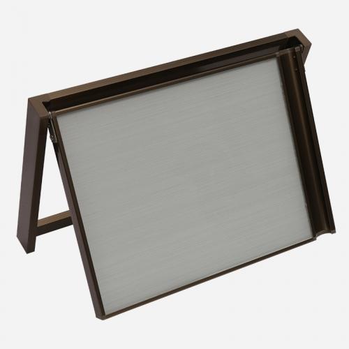 晶钢门铝材表面如何防氧化
