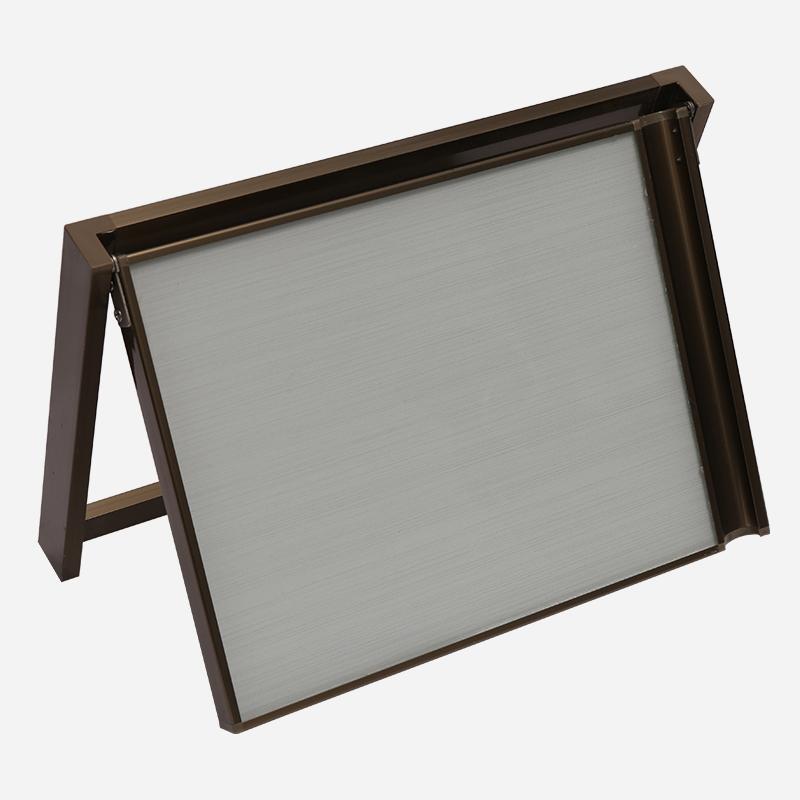 晶钢门外框门板