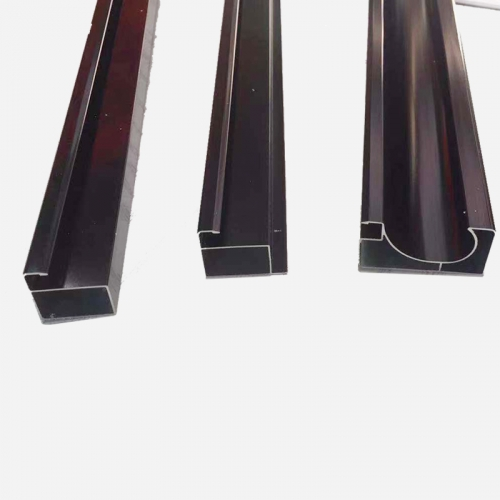 晶钢门型材